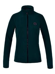 KL Aniak fleece jacket green L